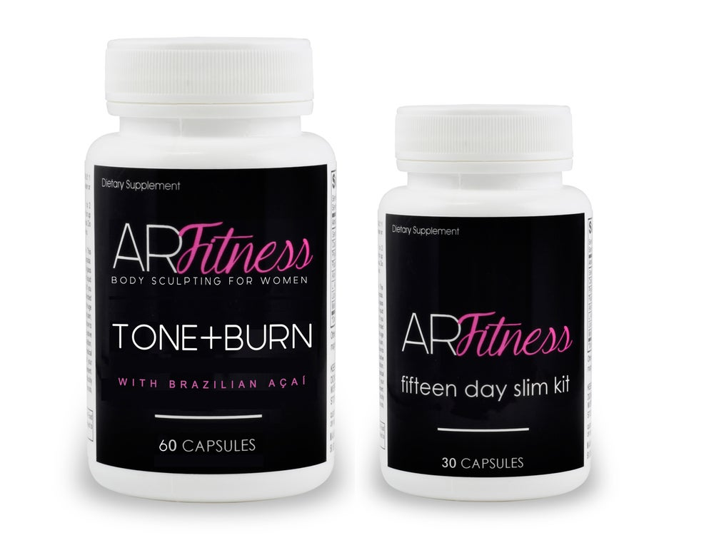 Image of Ultra Weight Loss Combo: 15-Day Slim Kit + TONE+BURN