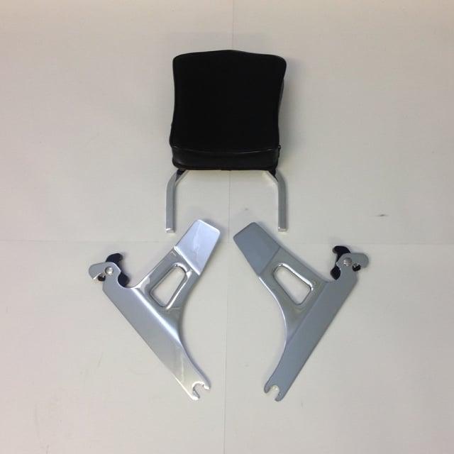 Image of Quick Detach Backrest (fits 2006+ HD Dyna models)