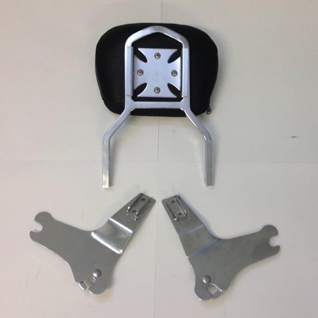 Image of Quick Detach Backrest (fits HD Touring models)