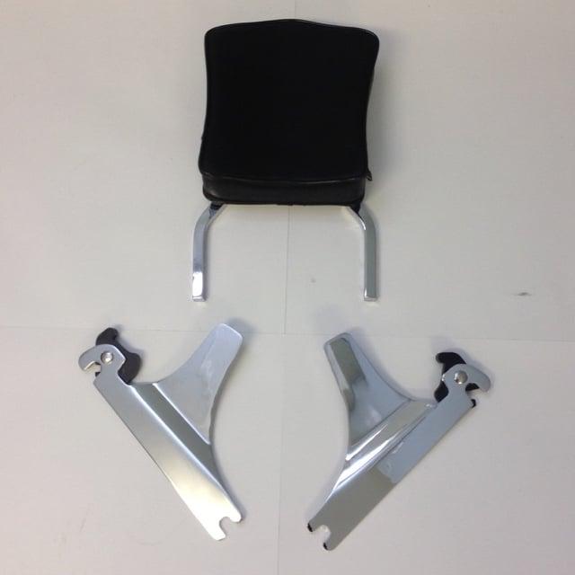 Image of Quick Detach Backrest (fits 2000+ HD Softail models)