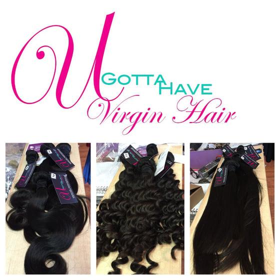 Image of U GOTTA HAVE VIRGIN HAIR (28 inch or 30 inch) UNPROCESSED 7A GRADE BUNDLE