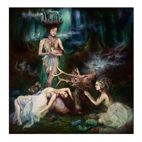 Image of Alexandra Manukyan  'Echoes Of Hope' giclée print