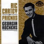 "Image of 7"" EP Ric Cartey & Friends : Georgia Rockers. Ltd Edition 300 copies."