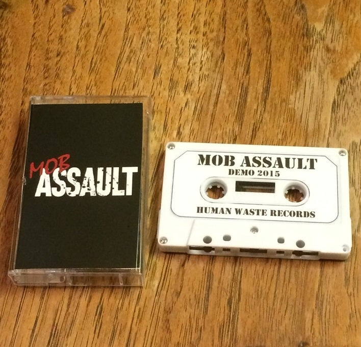Image of Mob Assault - Demo 2015