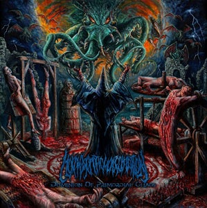 Image of Morphogenetic Malformation - Dominion Of Primordial Chaos