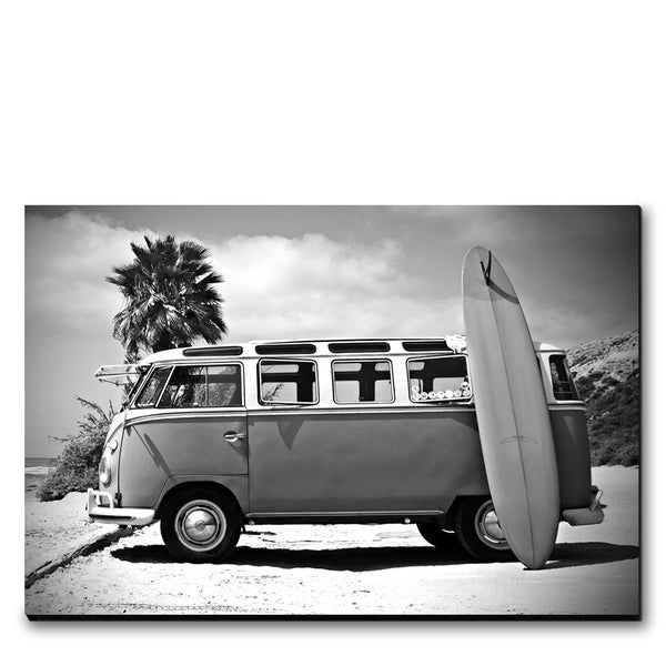 Image of THE BUS LIFE - (Metal or Canvas)