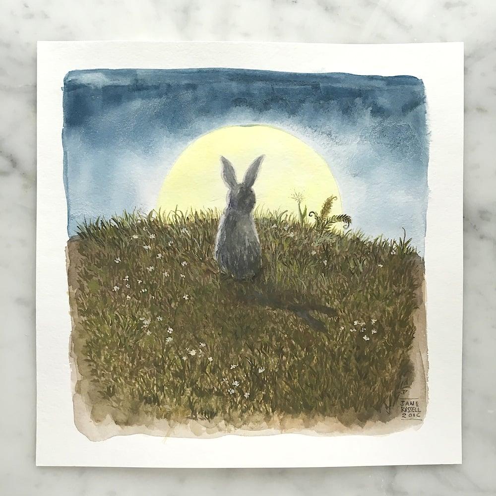 Image of Rabbit Moon