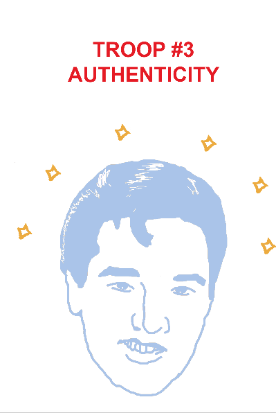 Image of Zine #3: Authenticity