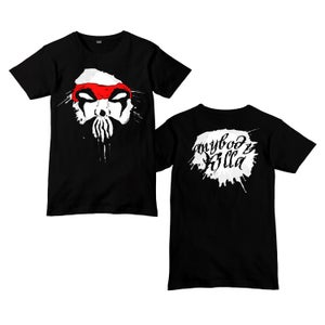Image of ABK Face Splatter T-shirt