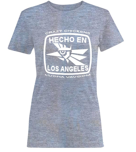 Image of Hecho en Los Angeles - Womens Tee