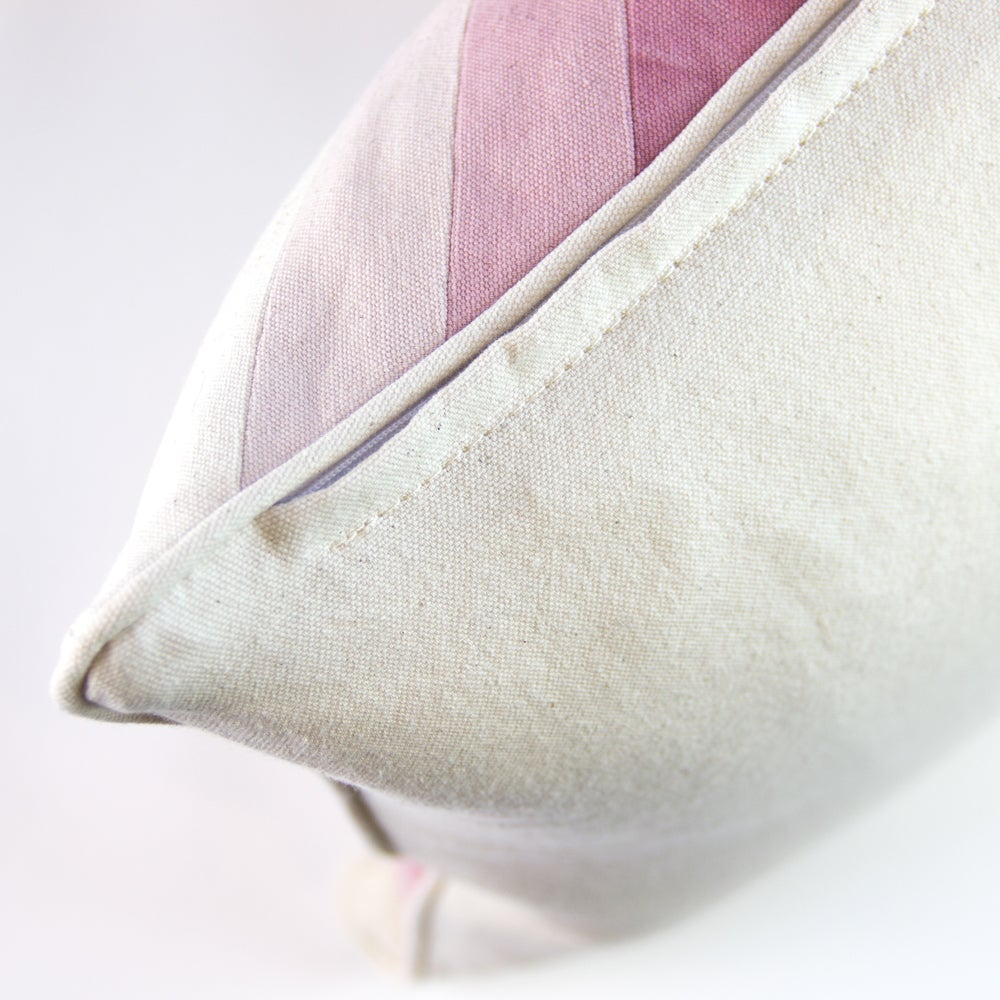 Image of Apex Pillow - Plum I