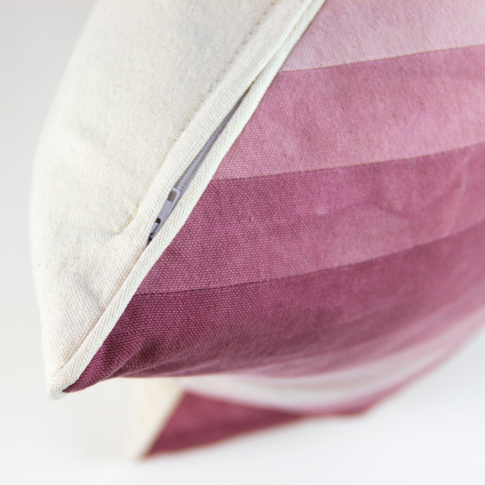 Image of Apex Pillow - Plum II