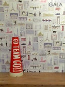 Image of Wallpaper Sample: London Paris New York