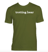 Image of Trotting Bear Classic Tee