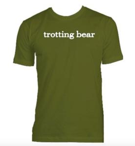 Image of Trotting Bear Classic Tee