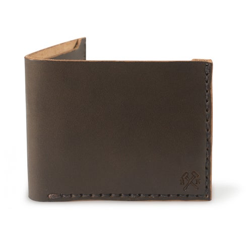 Image of Dad Wallet Brown