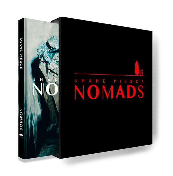 Image of Nomads Art Book