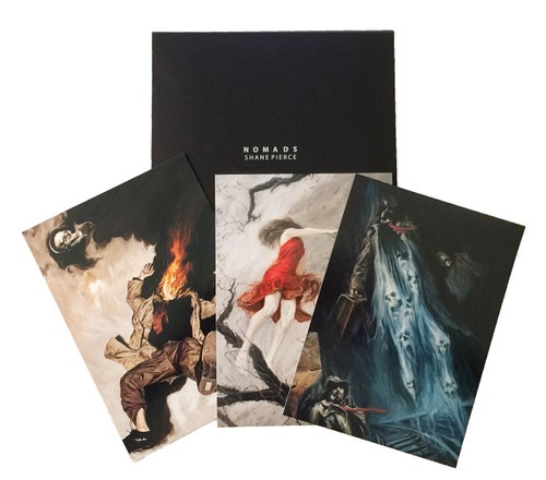 Image of Nomads Art Book
