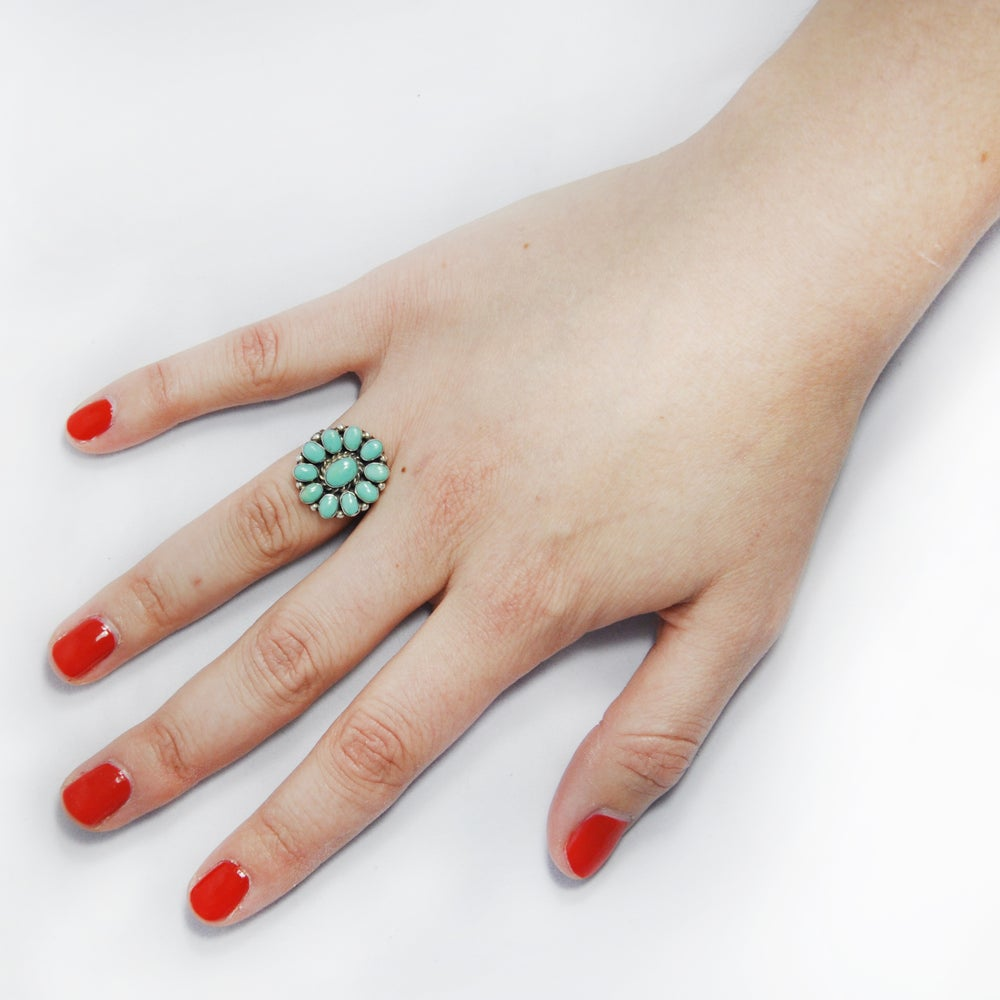 Image of Turquoise Ring #1