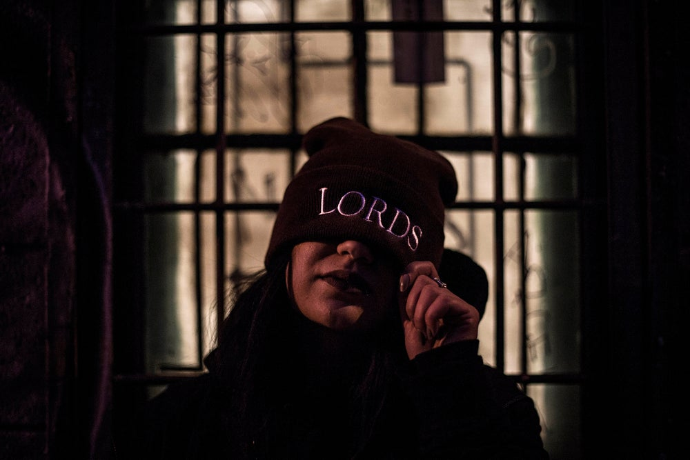 Image of L.O.R.D.S Beanie // JiMMY B