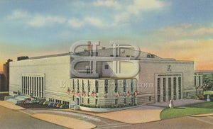 Image of Buffalo Memorial Auditorium