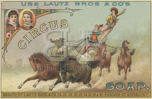 Image of Lautz - Circus Soap