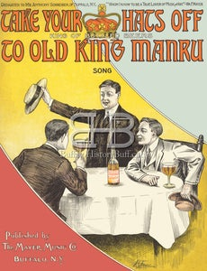 Image of Manru Beer Songbook