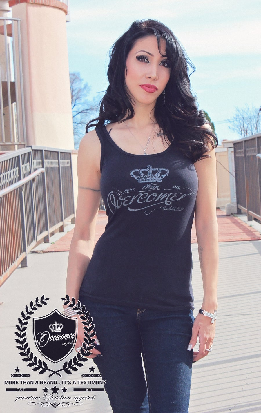 Image of Women's Overcomer Tank