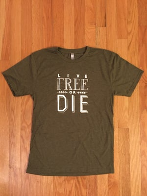Image of Hand Lettering LFOD - unisex