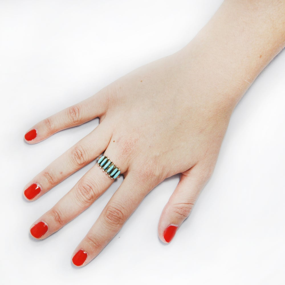 Image of Turquoise Ring #2