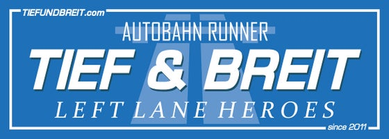 Image of AUTOBAHN RUNNER