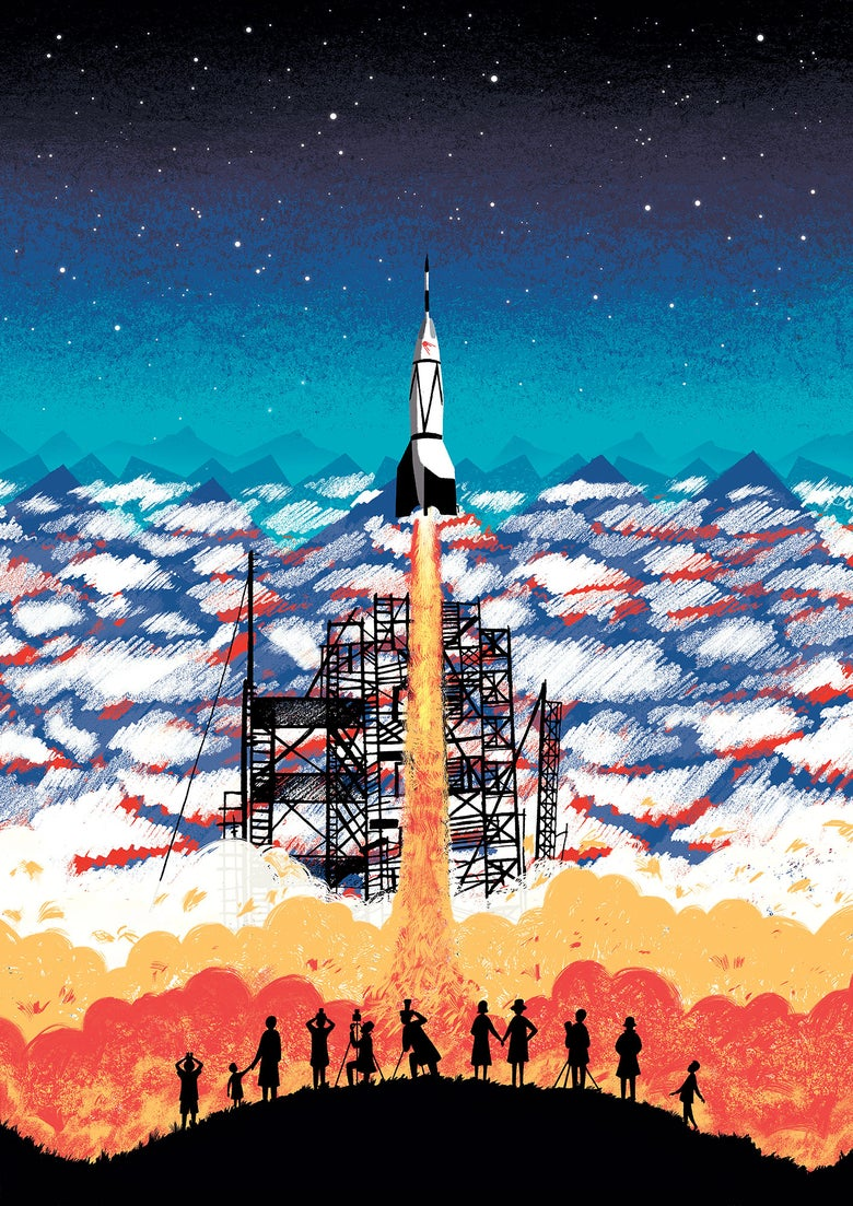 Image of Space Race