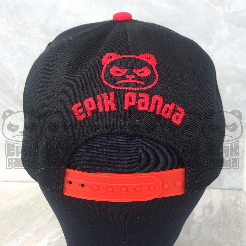 Image of Epik Panda Morale Patch Snapback