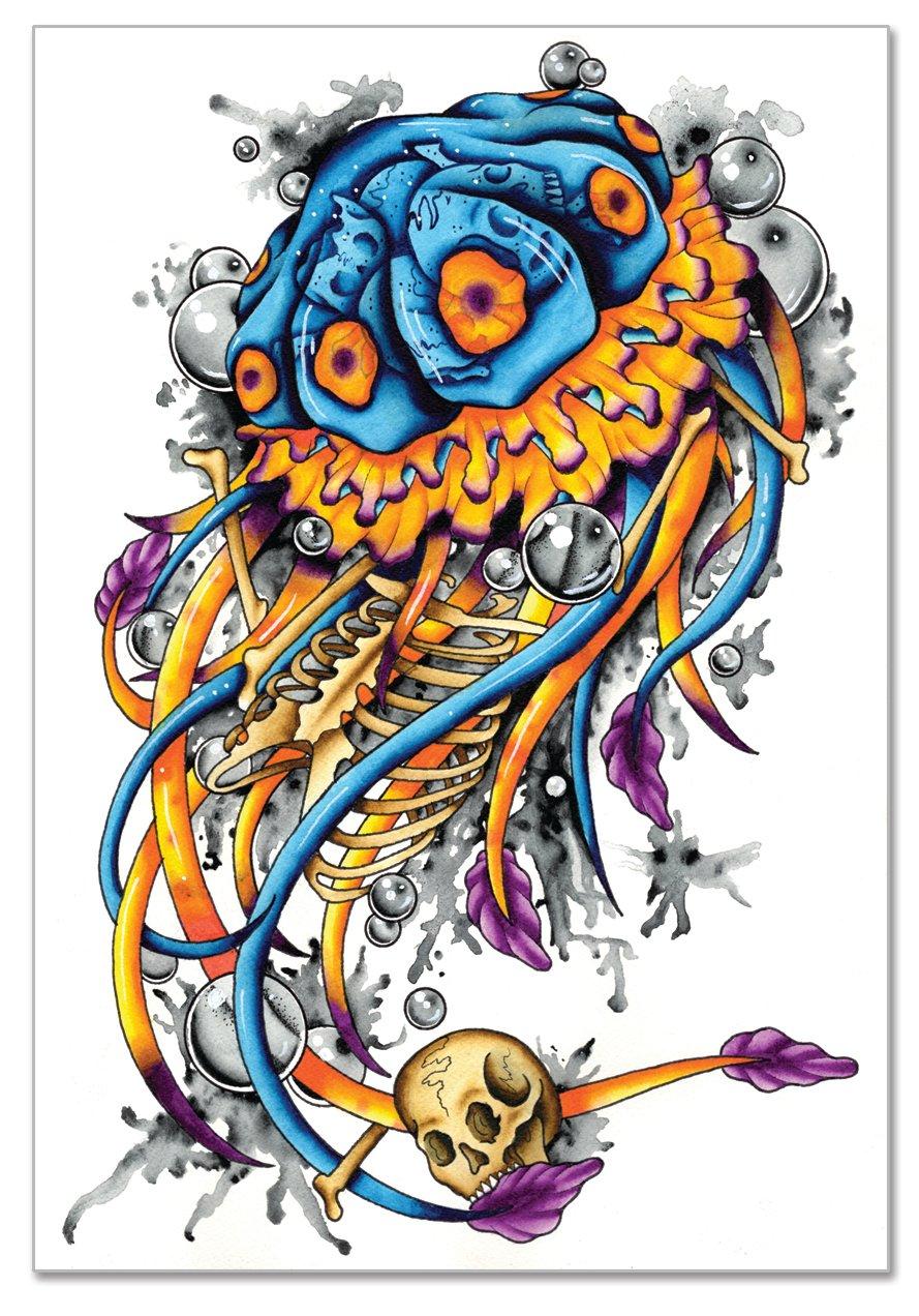 Image of Jellyfish - Print