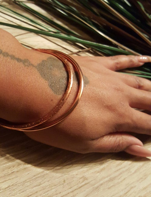 Image of Huntress  Bangle Cuff