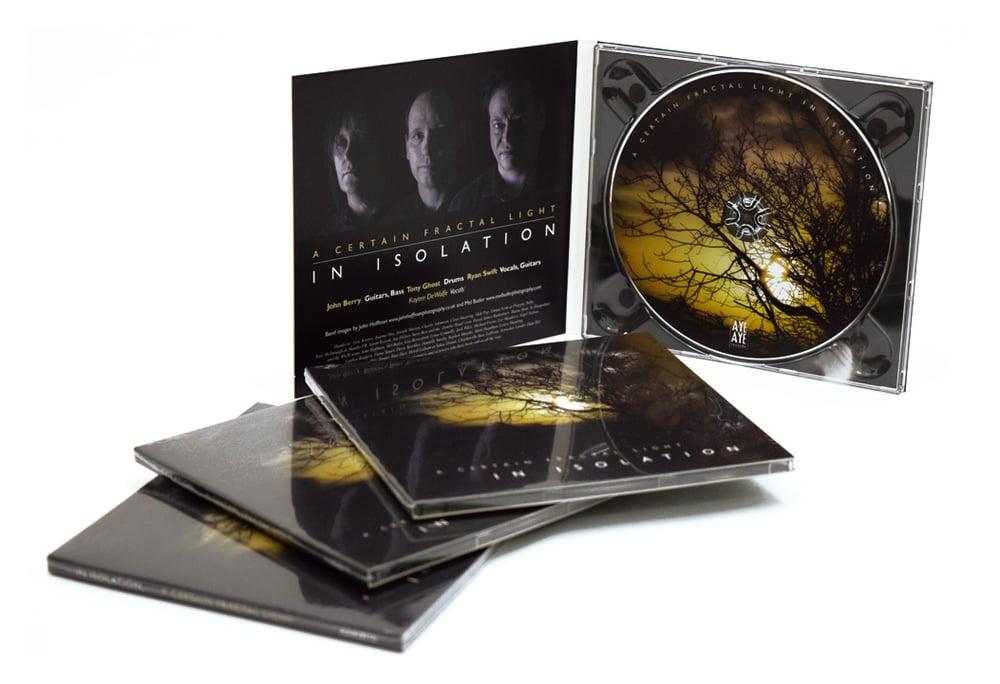 Image of 'A Certain Fractal Light' CD - Debut Album