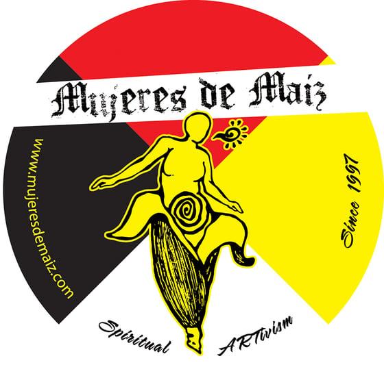 Image of Mujeres de Maiz Stickers