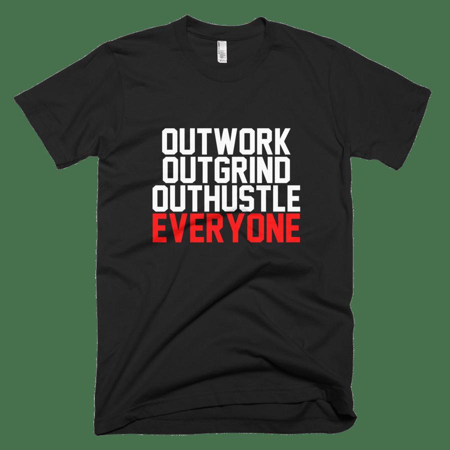 Image of Outwork Tee - Black