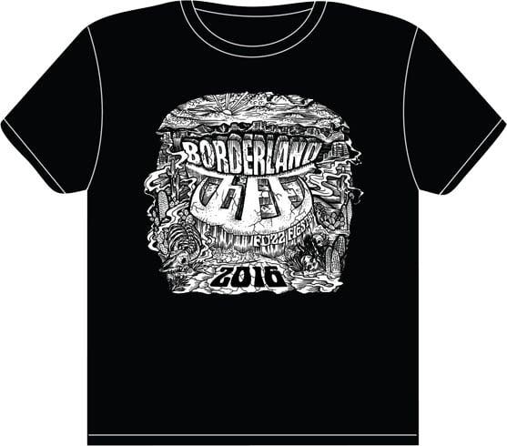 Image of 2016 BFF shirt