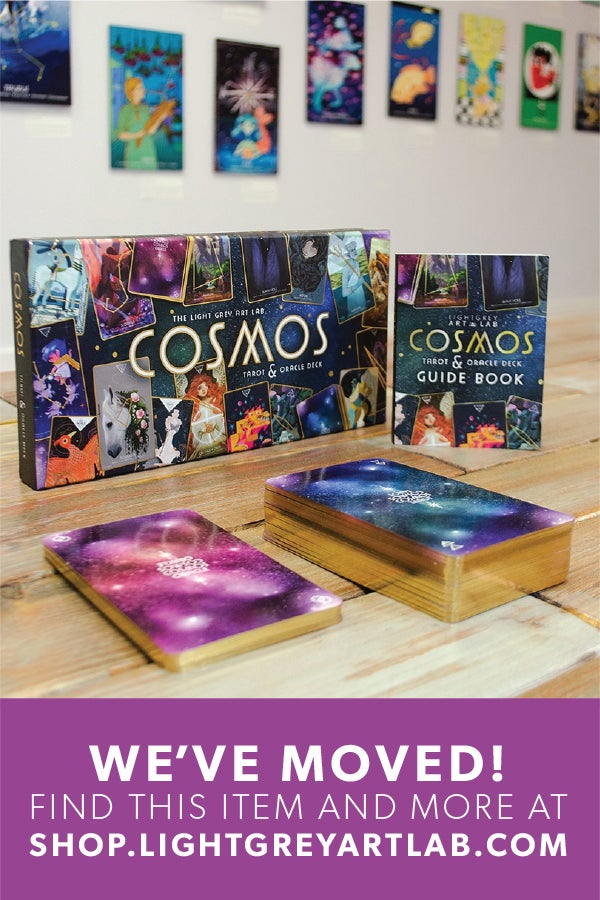 Image of Cosmos Tarot & Oracle Deck