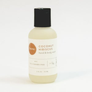 Image of DANI Naturals Hand & Body Wash - Assorted Scents