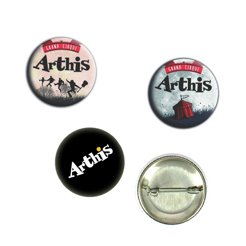 Image of BADGE ARTHIS