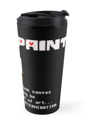 Image of UNDERPAINT Travel Cup