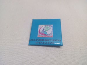 Image of Alexander Rocciasana Official Fan Pins