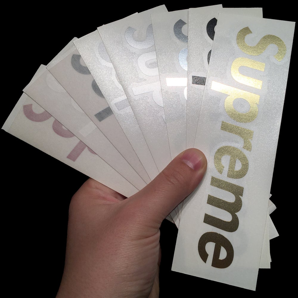 Image of 0000 Stickers (Diecut)