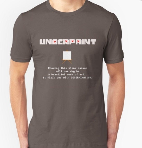 Image of UNDERPAINT Unisex Tee