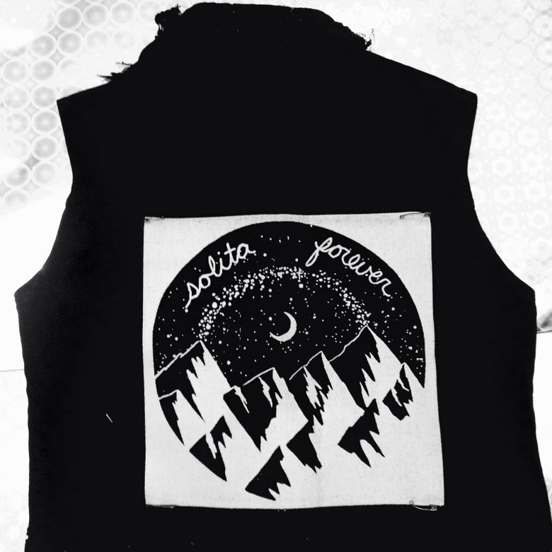 Image of Solita Forever Backpatch