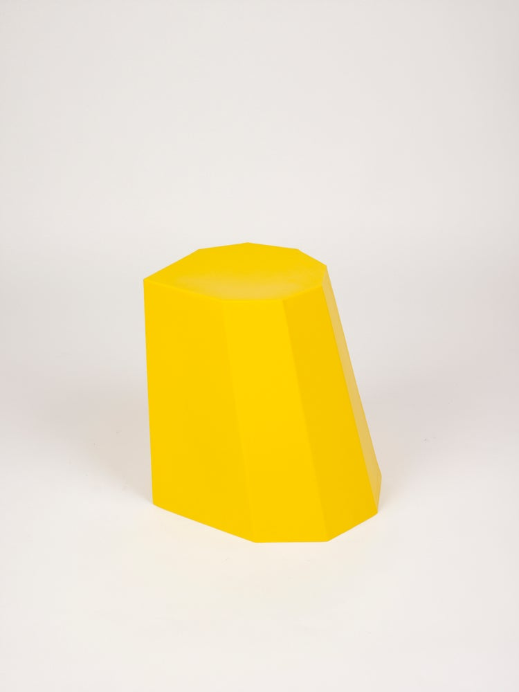 Image of Arnold Circus Stool Yellow