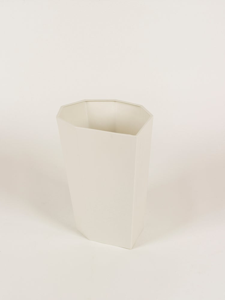 Image of Arnold Circus Stool White Ivory