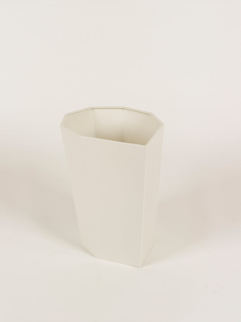 Image of Arnold Circus Stool - White Ivory